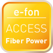 e-fon Fiber Power